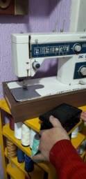Maquina de Costura Vigorelle Reta e Zig Zag