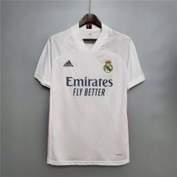 Camisa Real Madrid N°1 - 2021