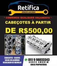 Cabeçote(PE) Explorer/F100/F1000/F150/F250/F350/F4000/Fiesta/Focus/ Fusion/Ka/Mondeo