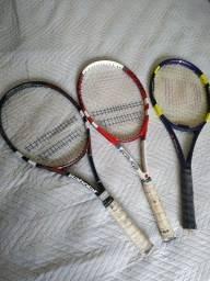 Raquetes de tênis novinhas