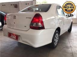 Toyota Etios 2019 1.5 x sedan 16v flex 4p automático