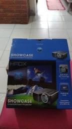 Showcase mini projetor