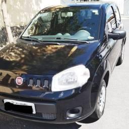 Fiat Uno Vivace 2015 2 portas Flex/71mil km *carro* IPVA 2021 PG