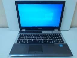 "Notebook Samsung RF511/Core i5-2450M / Nvidia GT540M 1GB/ Tela 15.6""/ RAM 8GB/ HD 1TB"