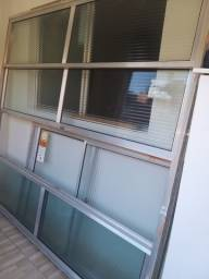 Porta + janela