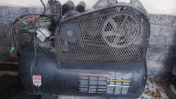 Compressor para borracharias e oficina mecânica