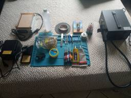 Kit bancada Manutenção de celular