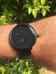 Relógio Minimalista - Prova d'água