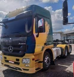 Mercedes Benz Actros 2546 6x2 2014/2014