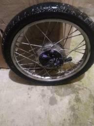 Roda raiadas