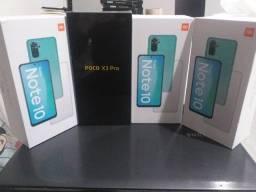 Poco x3 Pró - Xiaomi Note 10 128gb