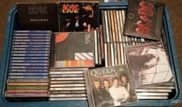Rock Pop Mpb Coleção com 216 CDs