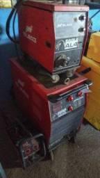 Máquina De Solda Mig Sulmig Eagle 480