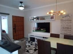 Casa com 3 dormitórios à venda, 110 m² por R$ 470.000 - Vila Industrial - São José dos Cam