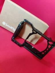 Suporte - Cage - Gaiola Smallrig P/ Sony A6500 A6400 A6300 A6000