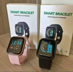 Smart Relógio Inteligente Aceito Cartão