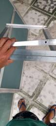 Portas de Alumínio + Acrílico