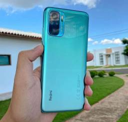 Celular Xiaomi Redmi Note 10 Novo Verde