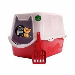 Banheiro higiênico para gatos