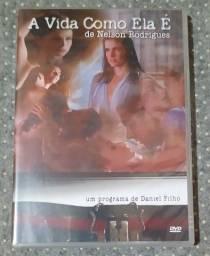 A Vida Como Ela É - Minissérie em 2 DVDs