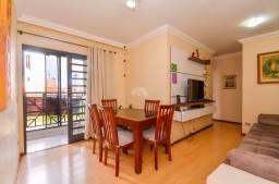 Apartamento à venda com 3 dormitórios em Cidade industrial, Curitiba cod:932254