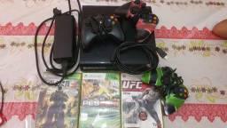 Xbox 360 450,00 completo