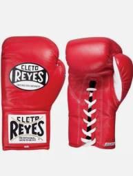 Luva de Boxe Cleto Reyes 10 Oz Profissional Nova