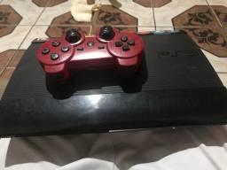 PS3 novo todo bom
