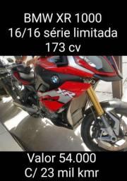 BMW S1000XR impecável 16/16 C/23.000 kmr<br>Edição limitada