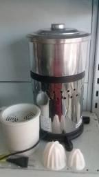 Espremedor de sucos industrial de 500w