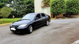 Civic LXL automático 130 mil km 05/05