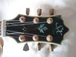 Guitarra Sx Les Paul custom