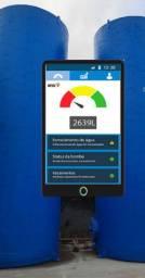 Monitoramento reservatórios caixas dgua e cisterna wifi pelo App