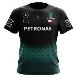 Camisetas Dry Fit Mercedes Petronas