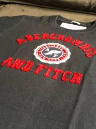 Camisa Abercrombie TAM P/L