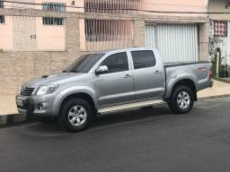 Toyota Hilux SRV 3.0 CD 4x4 Diesel