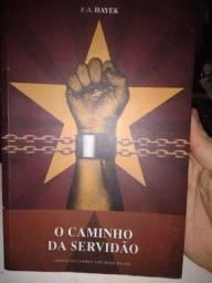 Livro O caminho da servidão - F.A.Hayek