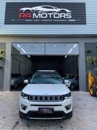 Jeep Compass Limited 2.0 com pacote high tech 2019