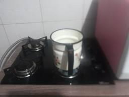 Balcão com cooktop