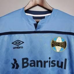 Título do anúncio: camisa do Grêmio nº 3 em comemoração aos 125 anos de futebol no brasil