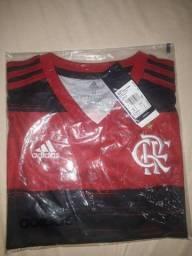 Camisa do Flamengo oficial nova.