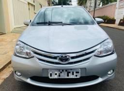 Toyota Etios Sedan  XLS 1.5 Automático 2017 Impecável