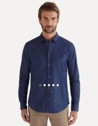 Camisa jeans  reserva original