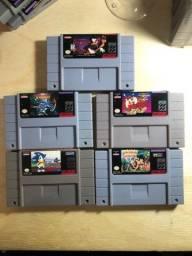 Cartuchos Paralelos Super Nintendo