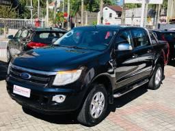 Ford Ranger cd xlt 3.2 4x4 automática diesel 2014