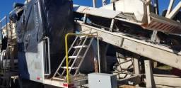 Título do anúncio: usina de solos ixon 500 ton 2013