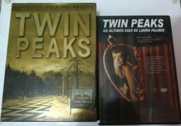 Box Twin Peaks ? Série completa + filme Os Últimos Dias de Laura Palmer