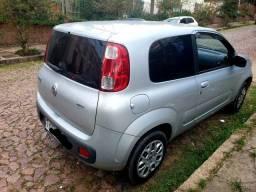 Fiat uno 2 portas 2013 11 mil km