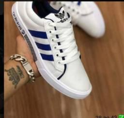 Vendo tênis Olympikus e sapatênis Adidas ( 115 com entrega)