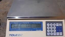 Balança Toledo prix3 15kg revisada semi nova